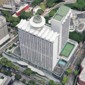 Meritus Mandarin Singapore Towers (Google Maps)