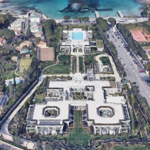Andrey Melnichenko's House (Google Maps)
