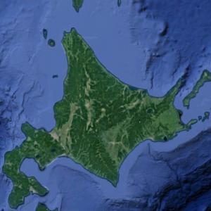 Hokkaido (Google Maps)