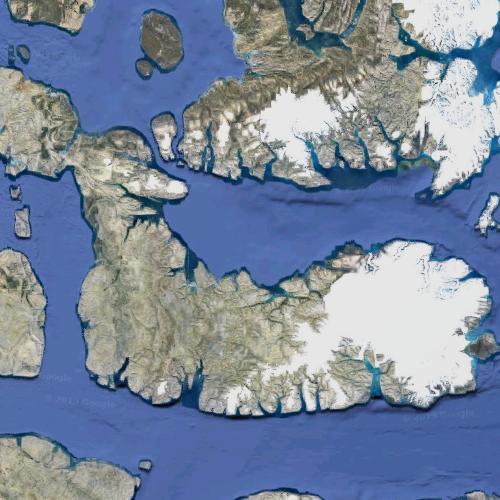 Devon Island (world's Largest Uninhabited Island) In Devon