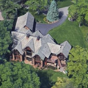 Zach Parise's House (Google Maps)