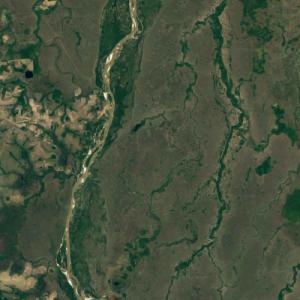 Bananal Island (Google Maps)