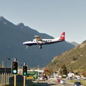 Milford Sound Flights Cessna 208B [ZK-MCL] (StreetView)