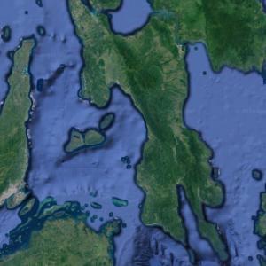 Leyte (Google Maps)