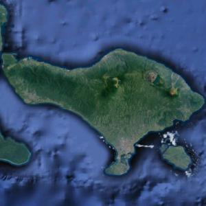 Bali (Google Maps)