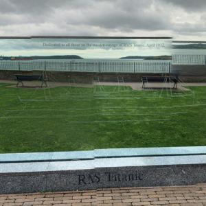 RMS Titanic memorial in Cobh (StreetView)