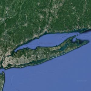 Long Island (Google Maps)