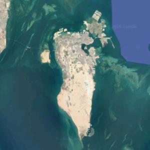 Bahrain Island (Google Maps)