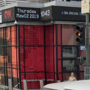 CNN Los Angeles Bureau (StreetView)