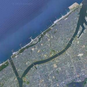 Niigata (Google Maps)