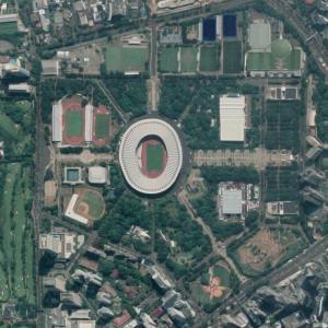 Gelora Bung Karno Sports Complex (Google Maps)