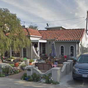 "Sussman's mother's house (""Dexter"") (StreetView)"