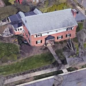 Evan Myers' House (Google Maps)