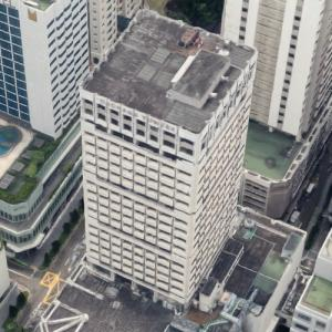 Orchard Towers (Google Maps)
