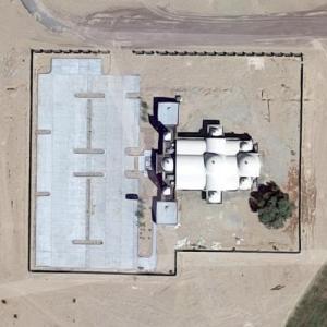 Saint Antony Coptic Monastery (Google Maps)