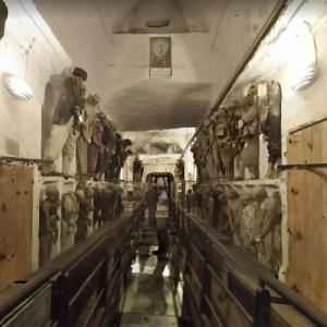 Capuchin Catacombs of Palermo (StreetView)