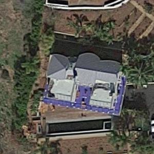 Barbie's Malibu Dreamhouse (Google Maps)