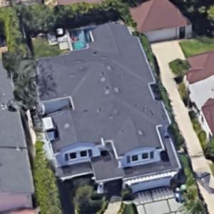 Dakota Fanning's House (Google Maps)