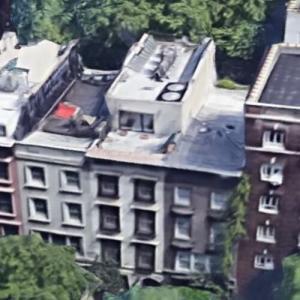Sally Jessy Raphael's Townhouse (Google Maps)