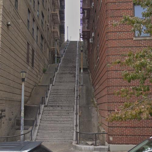 Joker Staircase In New York Ny Google Maps