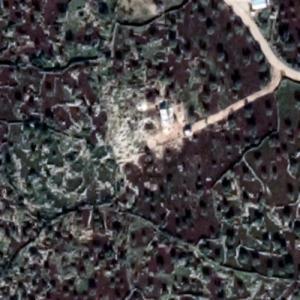 Abu Bakr al-Baghdadi's Compound (Google Maps)