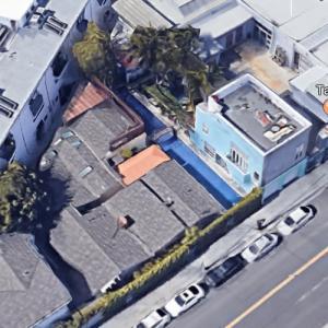 Billy Al Bengston House (former) (Google Maps)