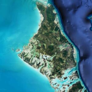 North Andros Island (Google Maps)