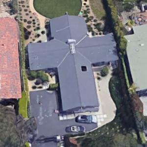 Rick Rubin's House (Google Maps)