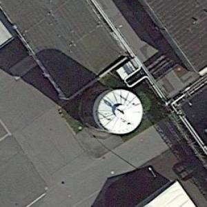 Nuenchritz water tower (Google Maps)