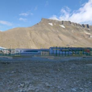 Longyearbyen School (world's northernmost school) (StreetView)