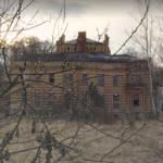 'Gentzrode Manor' by Carl von Diebitch