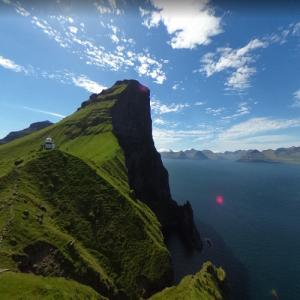 Kallur Lighthouse (StreetView)