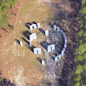 Bamahenge (Google Maps)