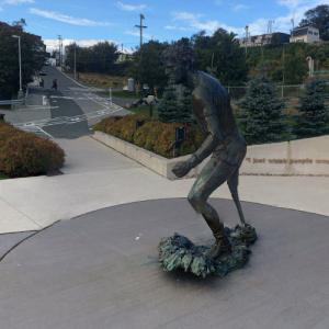 Terry Fox Memorial (StreetView)
