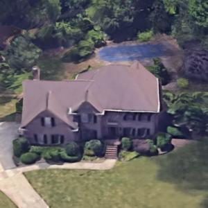 Stephanie MIlls' House (Google Maps)
