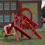 'Chonk On' by Mark di Suvero