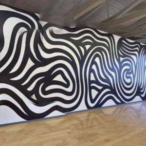 'Wall Drawing 999' by Sol LeWitt (StreetView)