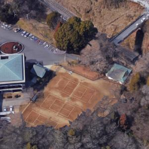 Mito Castle Ruins (Google Maps)