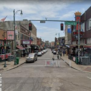 Beale Street (StreetView)