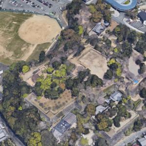 Matsusaka Castle (Google Maps)
