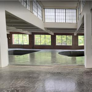 'North, East, South, West' by Michael Heizer (StreetView)