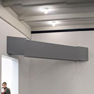 'Untitled (Corner Beam)' by Robert Morris (StreetView)
