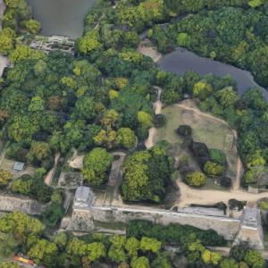 Akashi Castle (Google Maps)