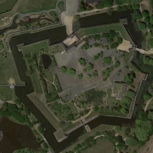 Akō Castle (Google Maps)