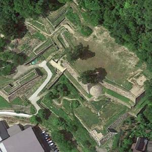 Tottori Castle (Google Maps)
