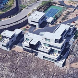 Michael Huhn's House (Google Maps)