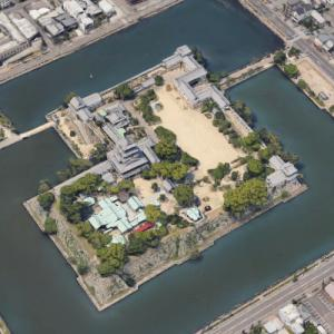 Imabari Castle (Google Maps)