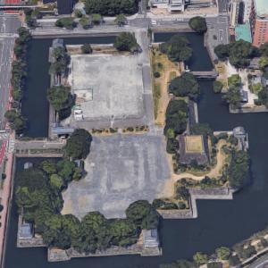 Funai Castle (Google Maps)