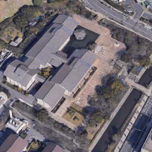 Kagoshima Castle (Google Maps)