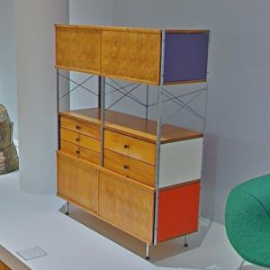 'ESU (Eames Storage Unit)' by Charles and Ray Eames (StreetView)